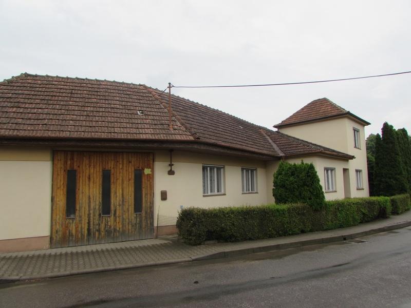 Rodinný dům Domanín