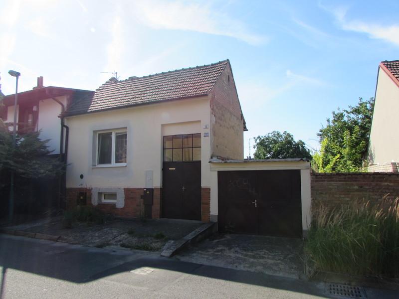 Prodej rodinného domku v Hodoníně