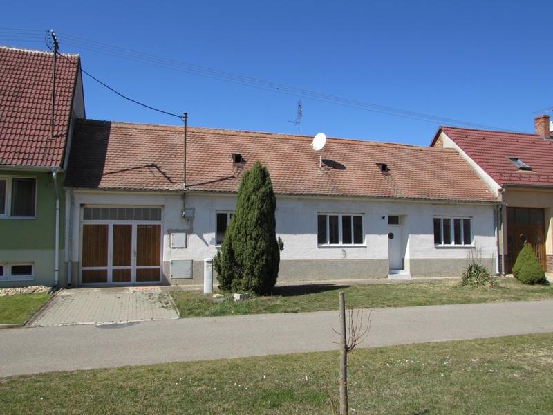 Rodinný dům Sudoměřice