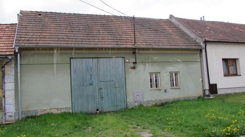 Prodej staršího domku v Lipově