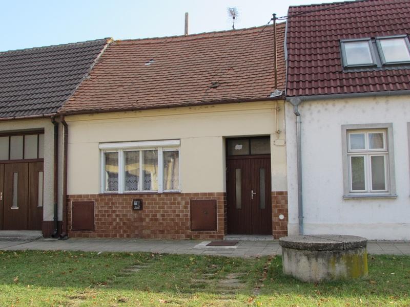 Prodej rodinného domku ve Strážnici