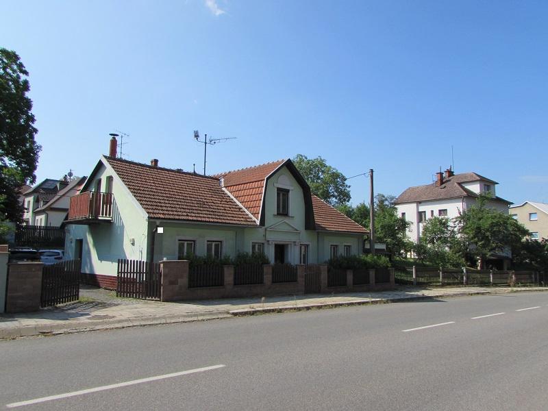 Rodinný dům Valašské Meziříčí