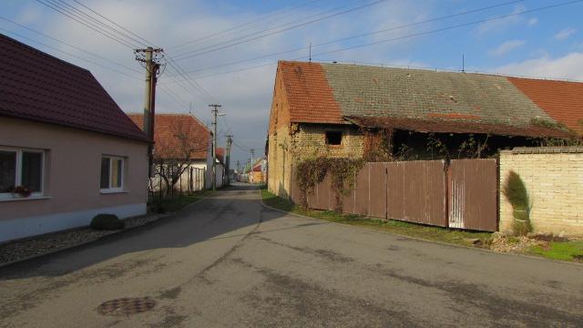 Prodej stavebního místa v Petrově