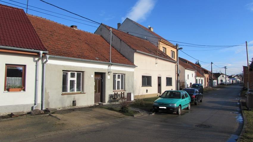 Prodej rodinného domu ve Velkých Pavlovicích