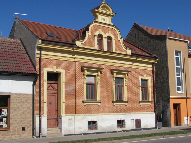 Prodej vilky ve Veselí nad Moravou