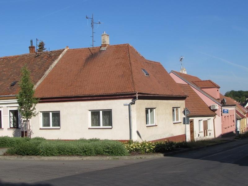 Prodej rodinného domu ve Strážnici