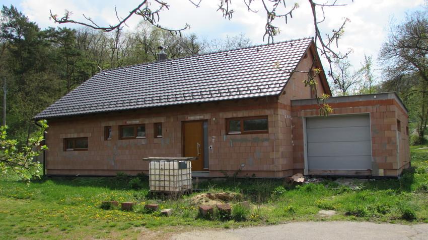 Novostavba rodinného domu v Lipově
