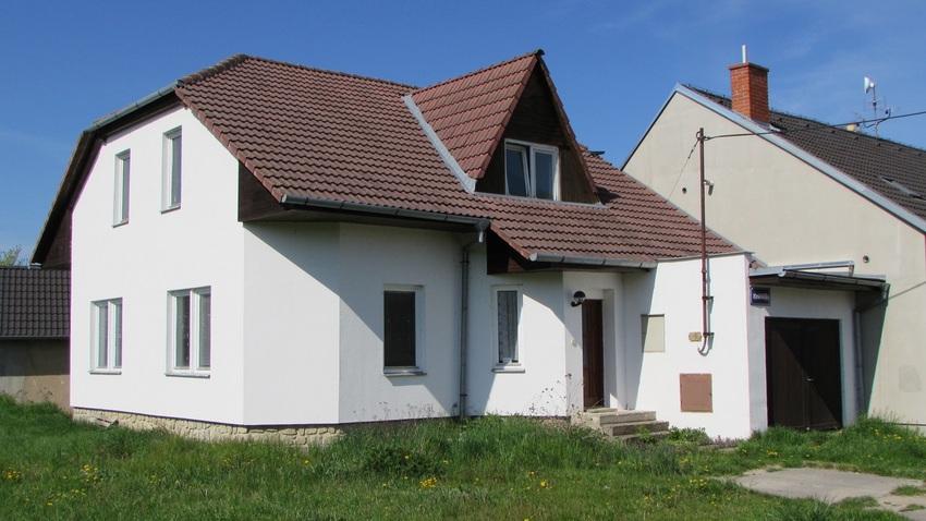 Prodej zánovního rodinného domu ve Vnorovech