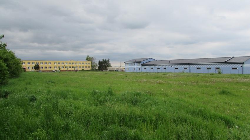 Prodej pozemku v průmyslové zóně