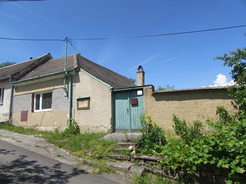 Prodej rodinného domu v Radějově