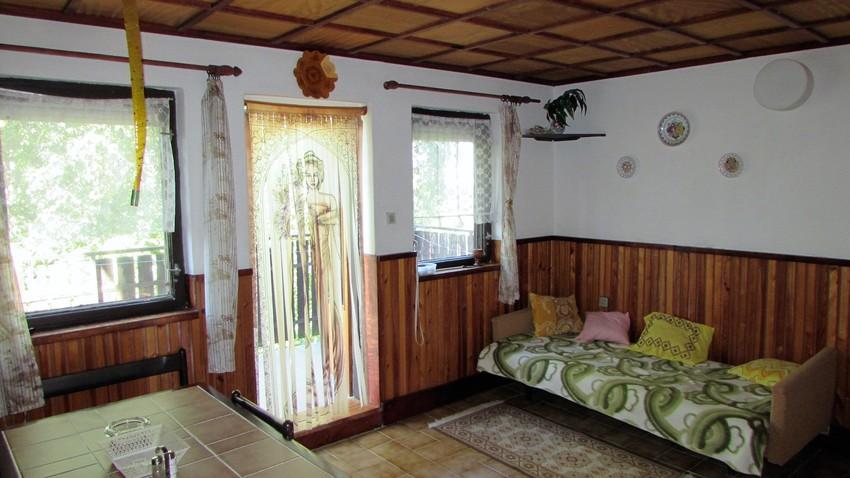 Prodej krásné chaty u vodní nádrže Mlýnky
