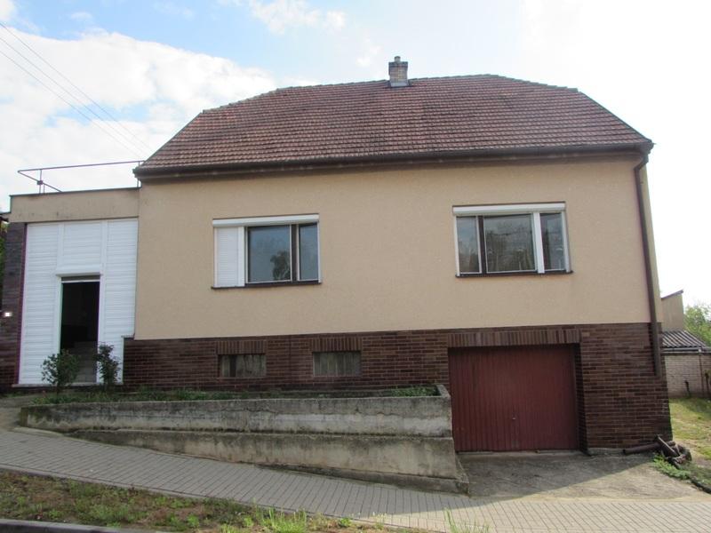 Prodej domu v Moravském Písku
