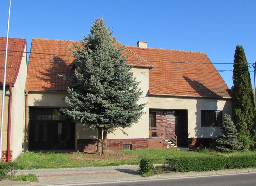 Rodinný dům Vnorovy