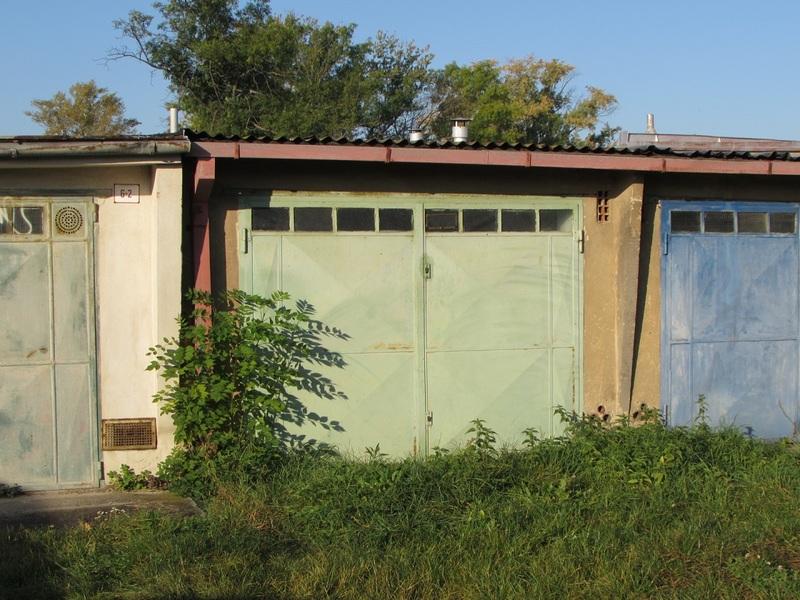 Prodej garáže v Hodoníně