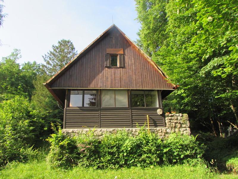 Prodej pěkné chaty v Radějově