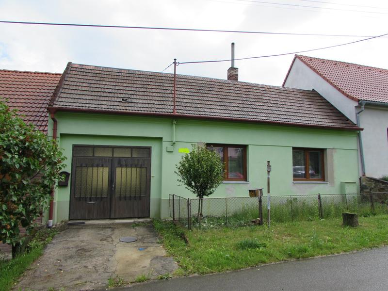 Rodinný dům Radějov